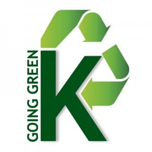 Kuester Going Green | James Kuester
